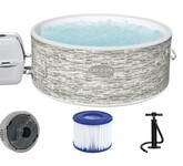 Bestway Whirlpool Lay-Z-SPA Vancouver Airjet Plus mit A