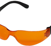 Schutzbrille Light, orange